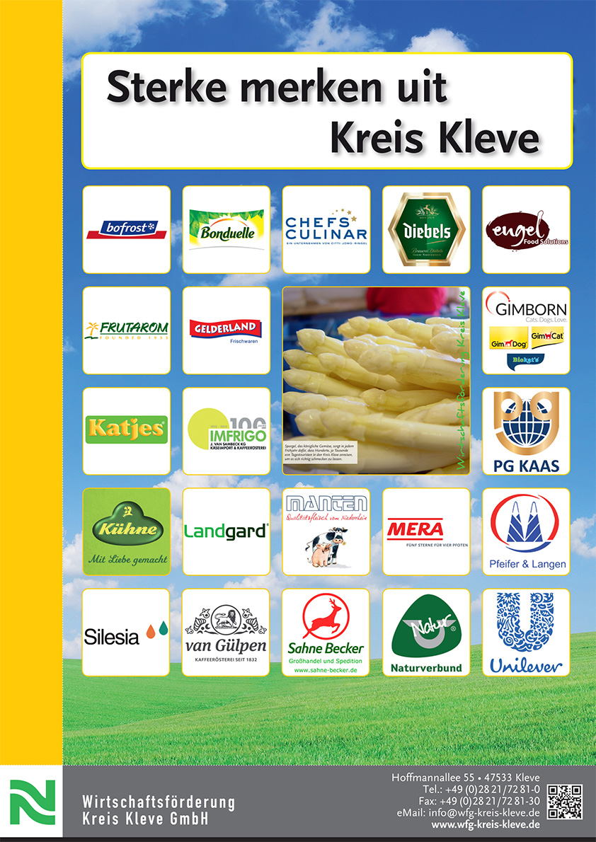 Food Plakat 2017 NL